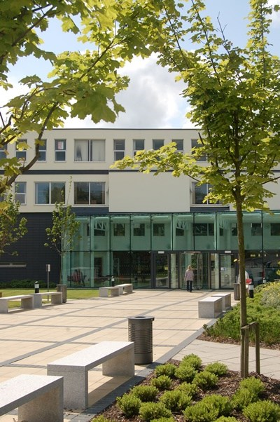 Main Approach, Leeds Trinity University