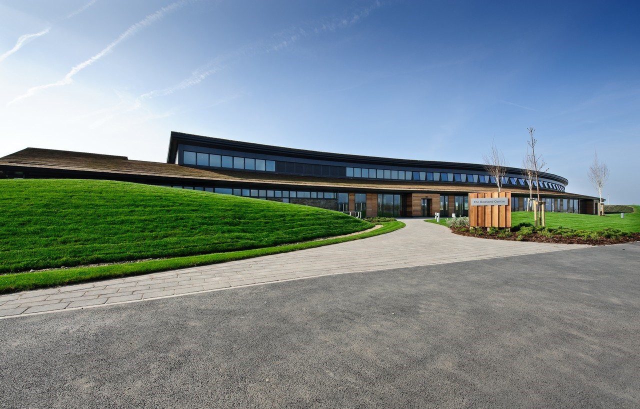 BAE Systems Welfare Facility, Samlesbury